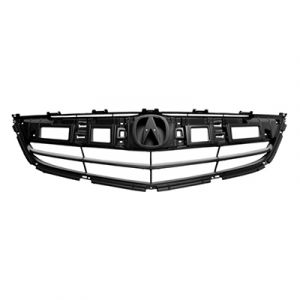ACURA ILX GRILLE DK-GRAY OEM#71121TX6A11 2013-2015