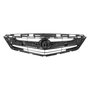 ACURA ILX GRILLE MAT-BLK (WO/ADAPTIVE CRUISE)**CAPA** OEM#71121TX6A51 2016-2018