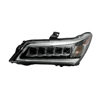 ACURA MDX HEAD LAMP ASSEMBLY LEFT (LED)**CAPA** OEM#33150TZ5A01 2014-2016