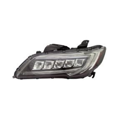 ACURA RDX HEAD LAMP ASSEMBLY LEFT (LED)**NSF** OEM#33150TX4A51 2016-2018