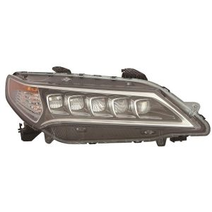 ACURA TLX HEAD LAMP ASSEMBLY (LED) RIGHT**NSF** OEM#33100TZ3A01 2015-2017