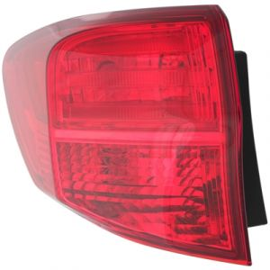 ACURA RDX TAIL LAMP ASSEMBLY LEFT**CAPA** OEM#33550TX4A01 2013-2015
