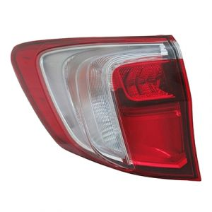 ACURA RDX TAIL LAMP ASSEMBLY LEFT**CAPA** OEM#33550TX4A51 2016-2018