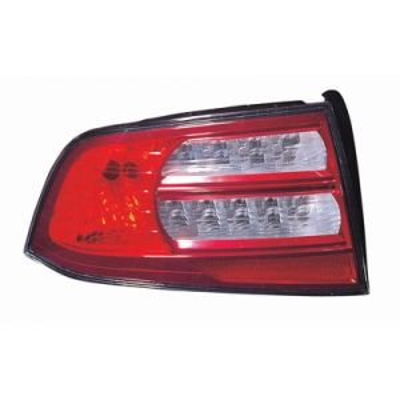 ACURA TL TAIL LAMP UNIT LEFT (BASE/NAVI MDL)**NSF** OEM#33551SEPA11 2007-2008