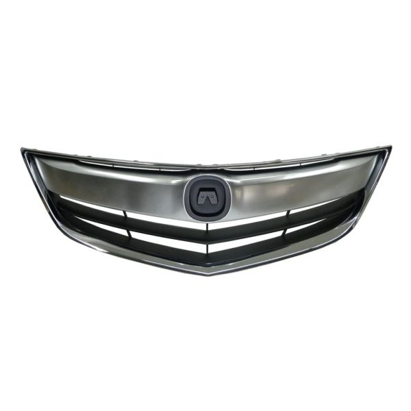 ACURA ILX HYBRID GRILLE ASSEMBLY CHR/DK-GRAY (W/UPPER