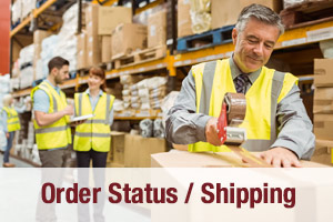 Order Status and Shipping
